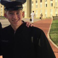 Andrew Rundquist – VMI cadets give back