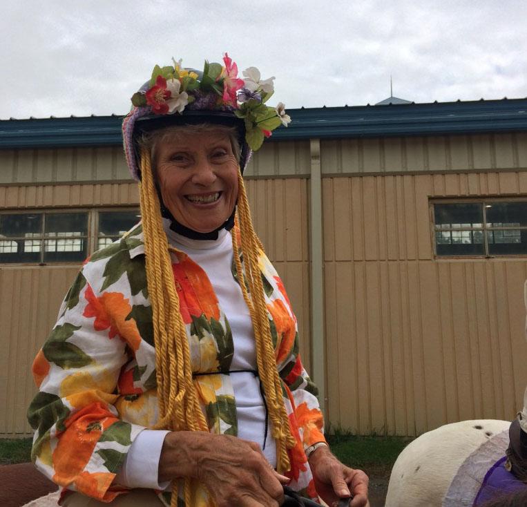 Carol Hingular – Riding Through MS