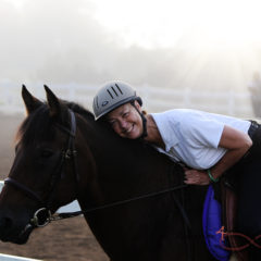 Nancy Stout – Volunteer and Horse Help Each Other