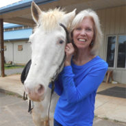 Nancy Bidlack, Our EQUUS Foundation Champion